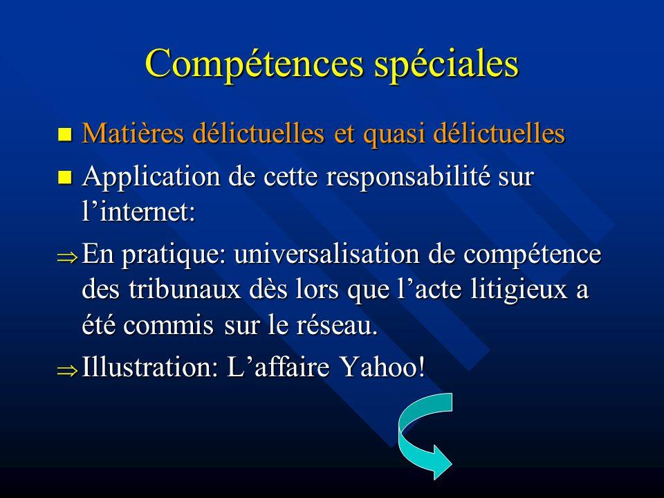 Laffaire Yahoo !