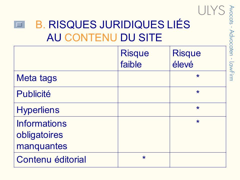 3 TITRE LA PUBLICITE B.2. IAB – Belgium LPC