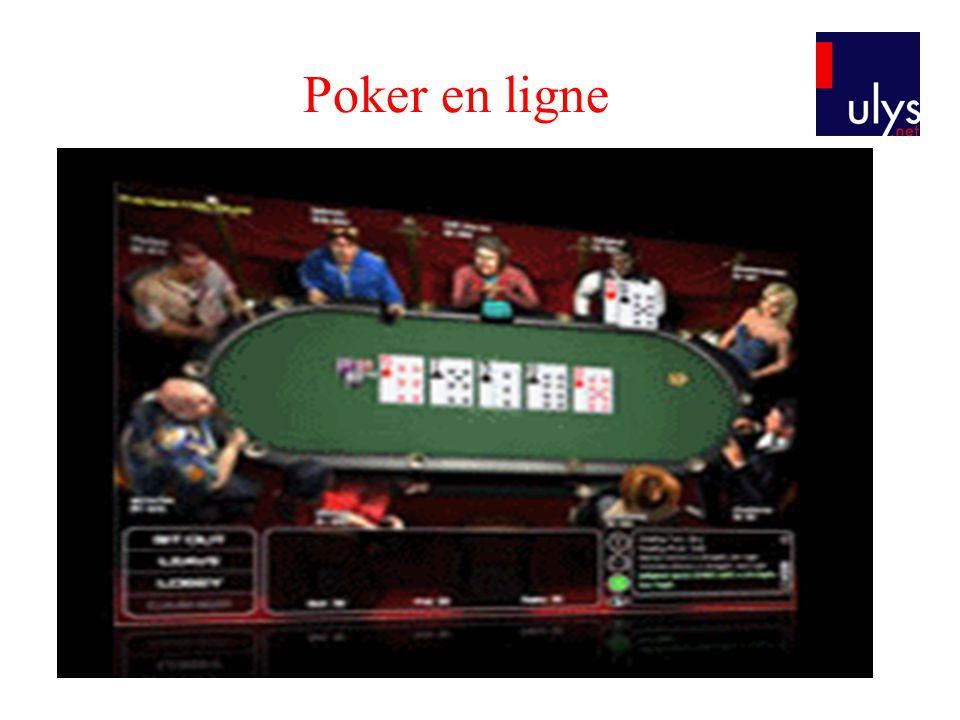 Réglementation applicable aux « casinos virtuels »?(suite) La loi du 15 juin 1907 est-elle applicable aux jeux de hasard virtuels.