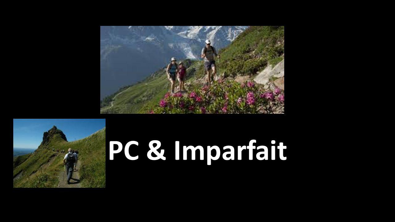 PC & Imparfait