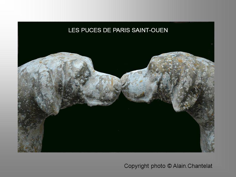 LES PUCES DE PARIS SAINT-OUEN Copyright photo © Alain.Chantelat
