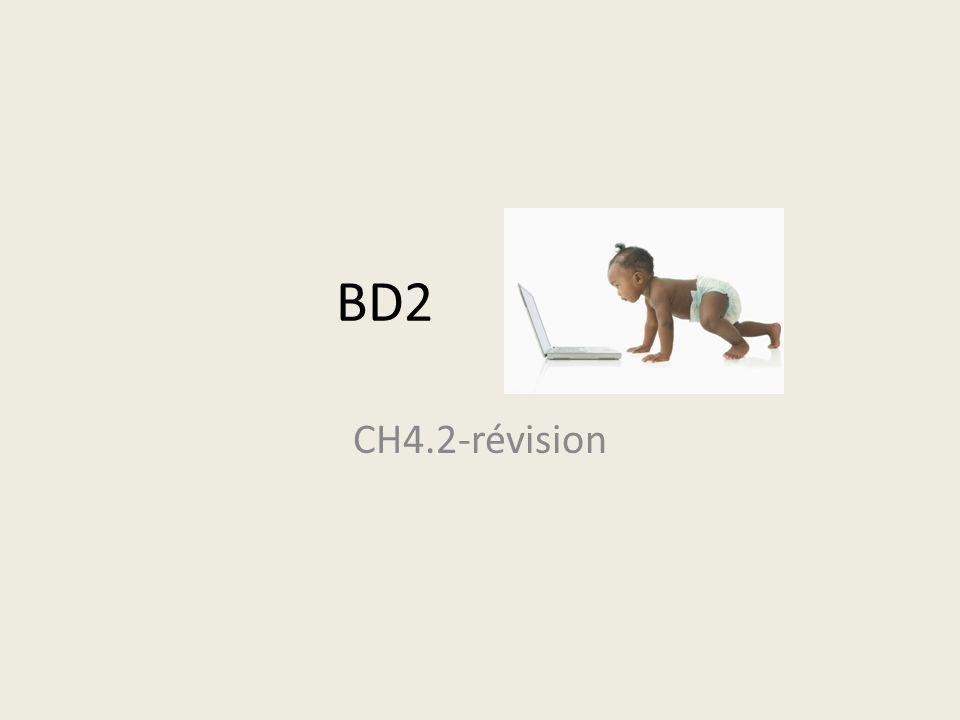 BD2 CH4.2-révision