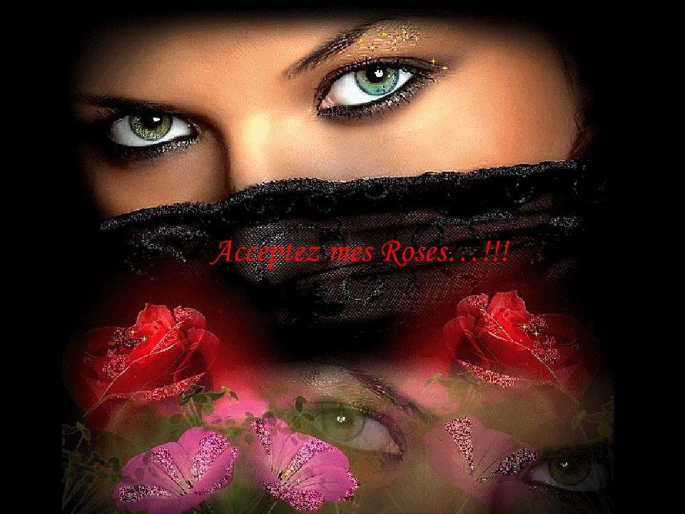 Les Roses sont le symbole de laffection pour tout les âges… Elles cicatrisent, elles nous entraînent dans un si beau voyage...