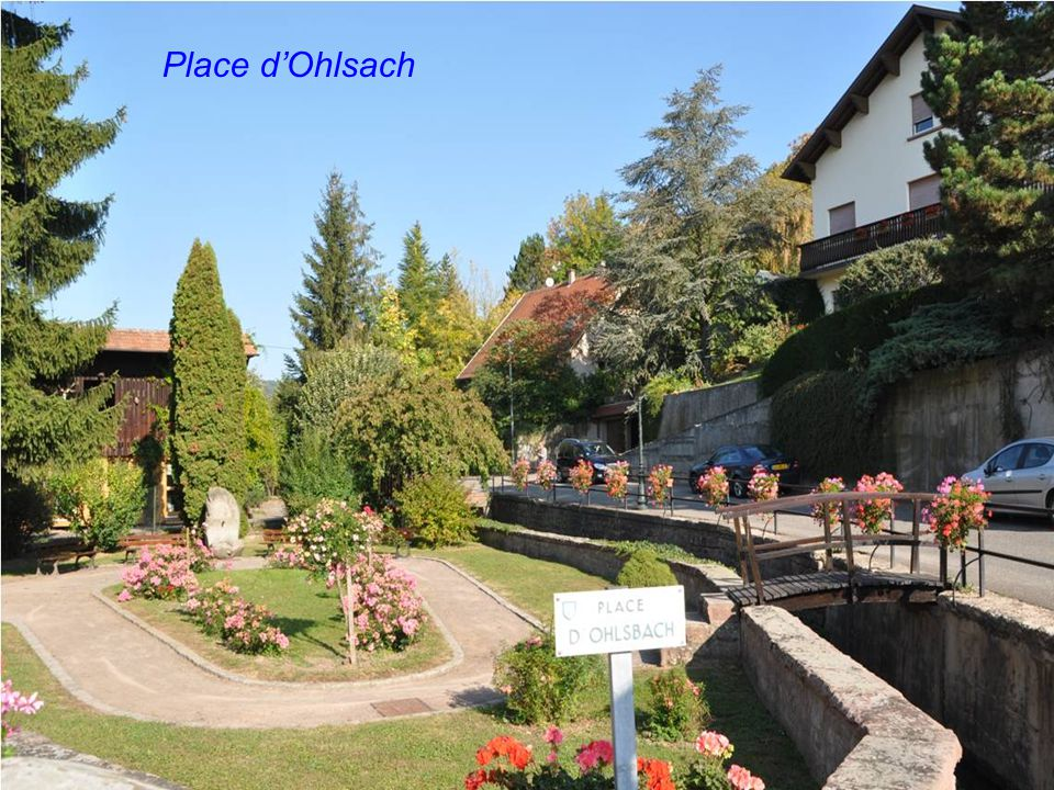Place dOhlsach