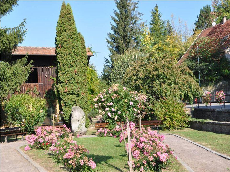 Le village est mentionné pour la première fois En 1109 lors de la fondation de labbaye de saint Léonard Minuscule et charmant sa richesse principale est la vigne