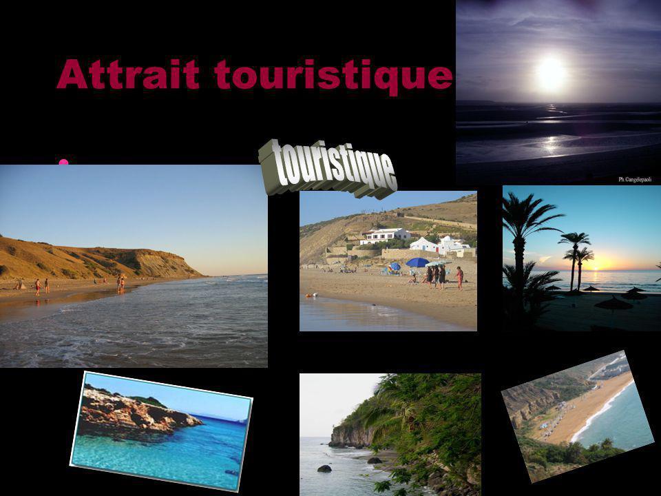 Attrait touristique attrait