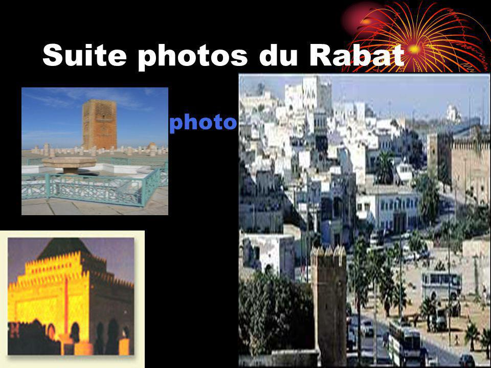 Suite photos du Rabat photo