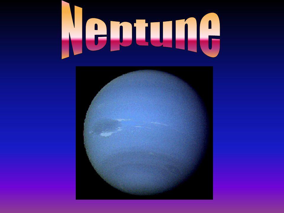 Neptune est une planète gazeuse.