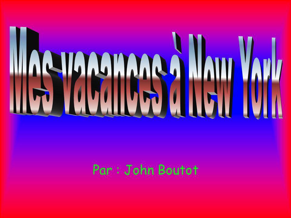 Par : John Boutot
