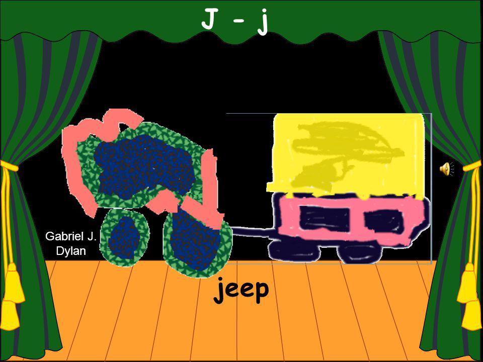 J - j jeep Gabriel J. Dylan