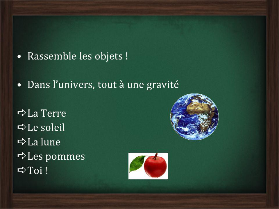 http://notremerelaterre.com/WebRoot/LaPoste/Shops/box4643/MediaGallery/Terre.gif http://science-univers.qc.ca/image/pomme.gif http://molaire1.perso.sfr.fr/gravite.jpg http://www.glogster.com/media/4/34/56/66/34566662.jpg Références http://1.bp.blogspot.com/_VG3J9FgHAwE/Sx_Zy7kosHI/AAAAAAAAKHQ/4cUUbE13 BTE/s400/ceinture+d%27asteroides.jpg http://www.etoile-des-enfants.ch/images/astro/2008/asteroide.2267.jpg http://www.oliweb.be/realisations/meteore2.jpg http://www.cieletespacephotos.fr/main.php?g2_view=core.DownloadItem&g2_itemId=8 919&g2_serialNumber=2 http://rlv.zcache.com/silicon_si_element_t_shirt-p23514421364964973935k2_400.jpg