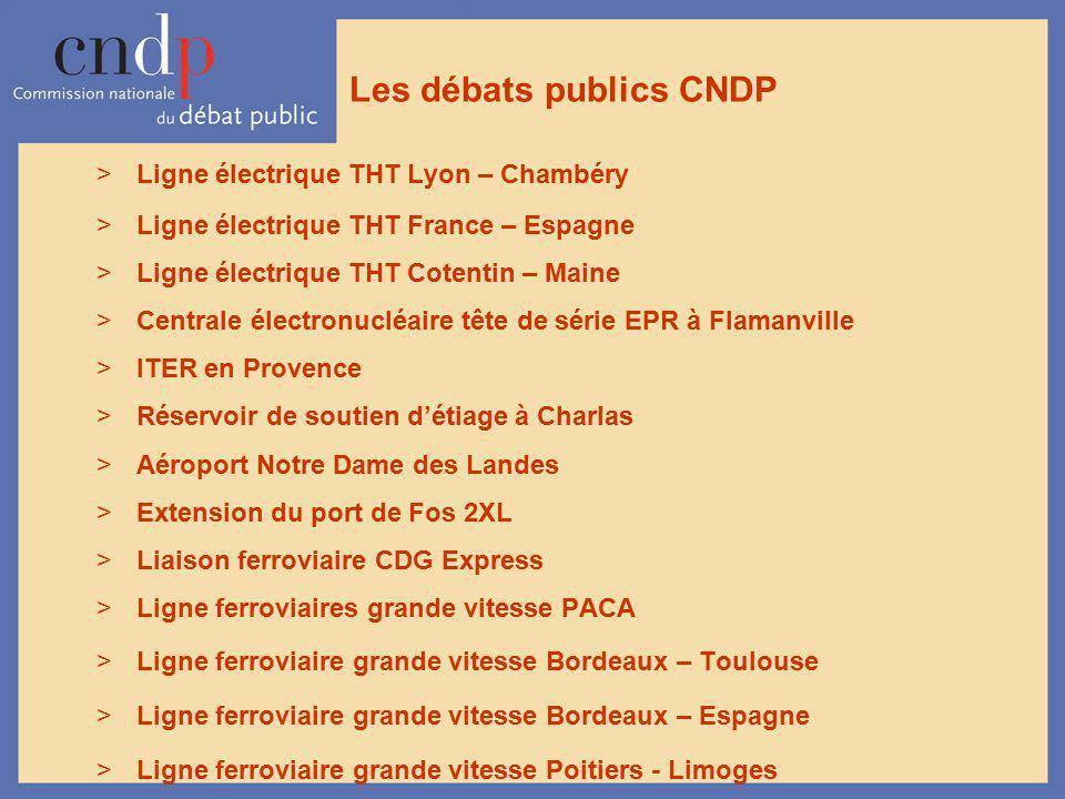 Les débats publics CNDP >Ligne électrique THT Lyon – Chambéry >Ligne électrique THT France – Espagne >Ligne électrique THT Cotentin – Maine >Centrale