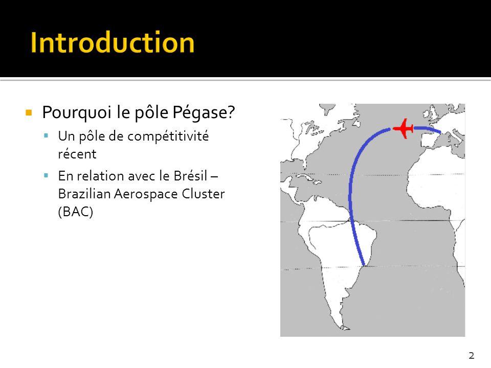 Pourquoi le pôle Pégase.