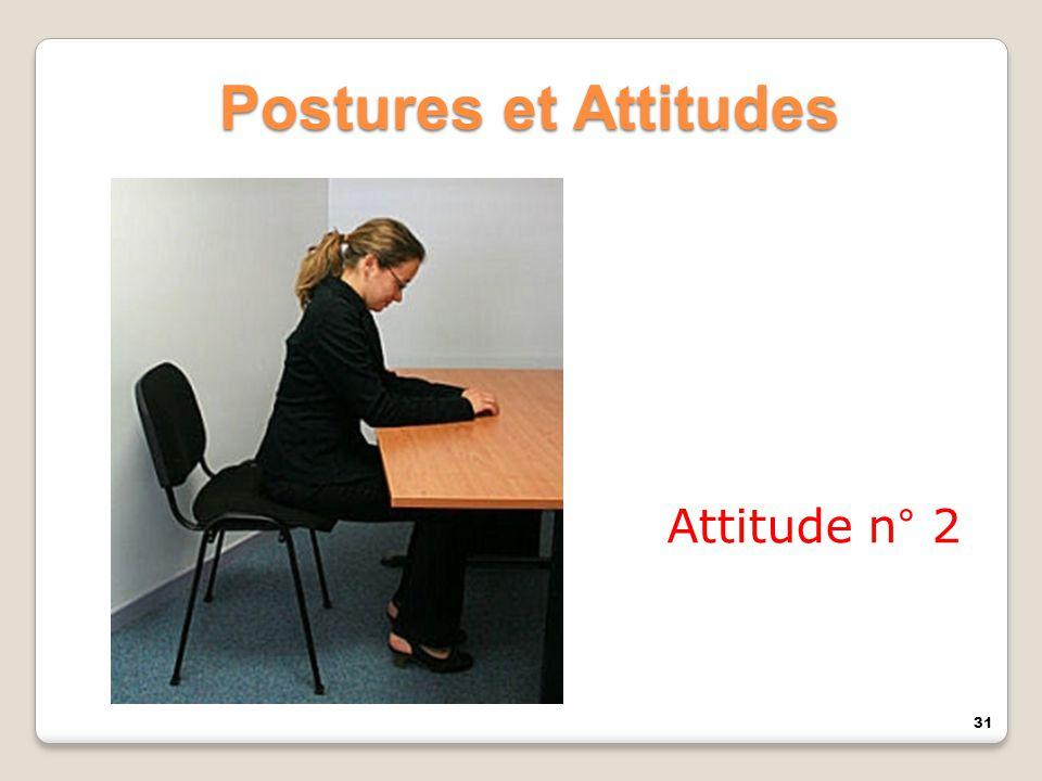 31 Postures et Attitudes Attitude n° 2