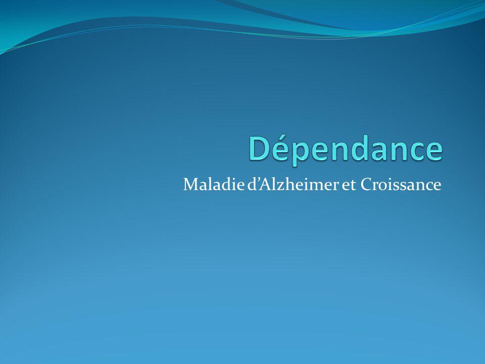 Maladie dAlzheimer et Croissance
