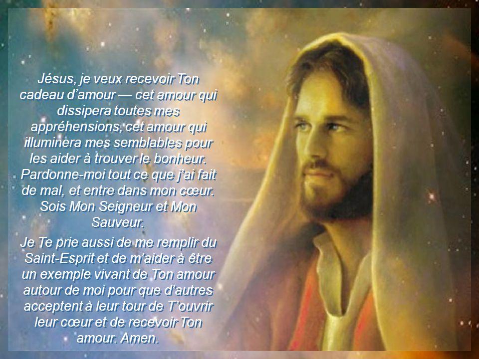 Jésus, le Prince de Paix, ne se contentera pas de te donner la paix intérieure dans cette vie : lorsque tu quitteras ce monde, Il temportera dans Son havre de paix.