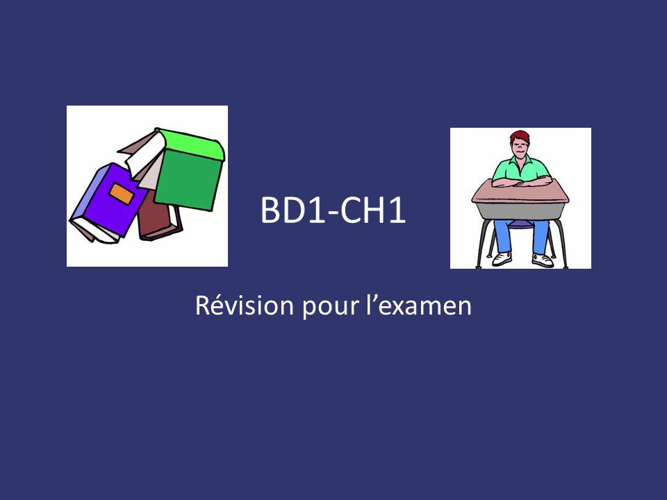 BD1-CH1 Révision pour lexamen