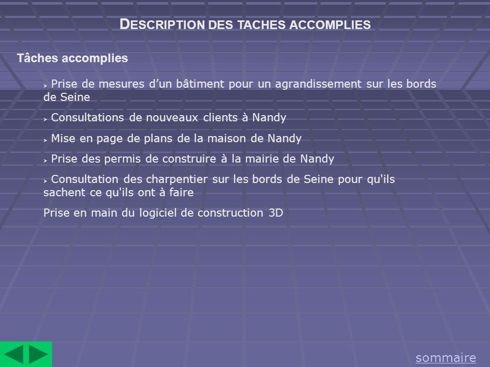 Prise de mesures dun bâtiment pour un agrandissement sur les bords de Seine Consultations de nouveaux clients à Nandy Mise en page de plans de la mais