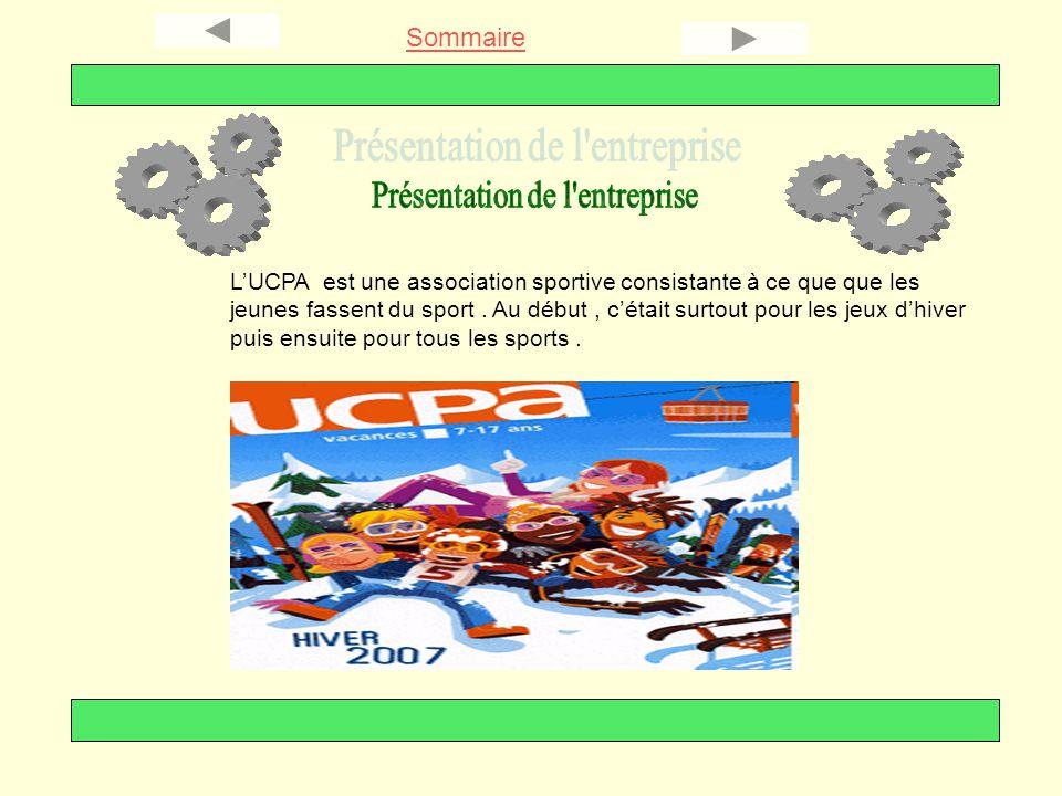 Sommaire LUCPA est une association sportive consistante à ce que que les jeunes fassent du sport. Au début, cétait surtout pour les jeux dhiver puis e