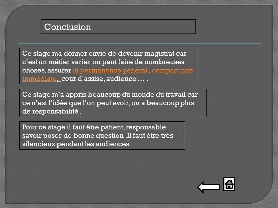 Limage choisie dans la diapositive 6 est issue de Google image, cest une image de lintérieur du tribunal correctionnel de Montauban.