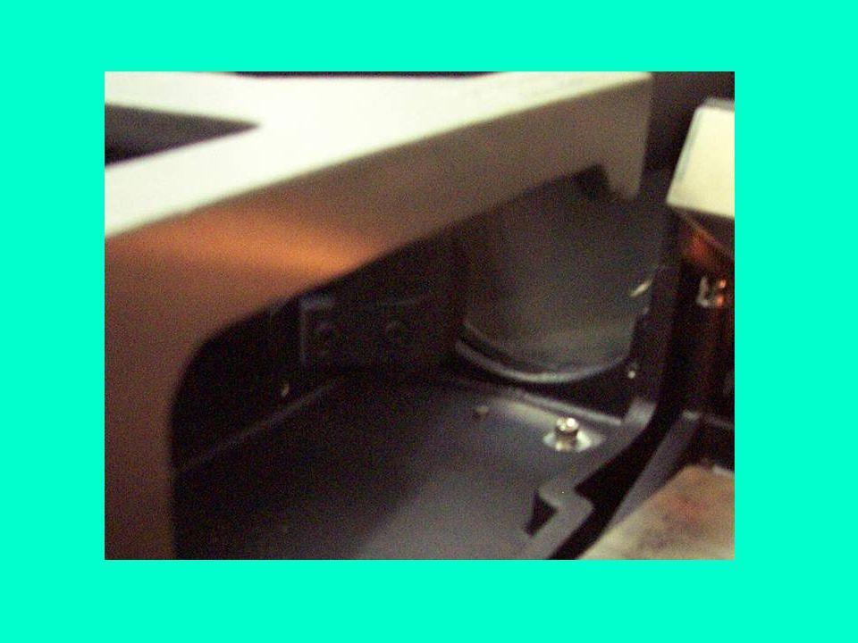 Le capteur CCD est nécessairement segmenté car il y a diffusion des charges photoélectriques entre deux pixels successifs.