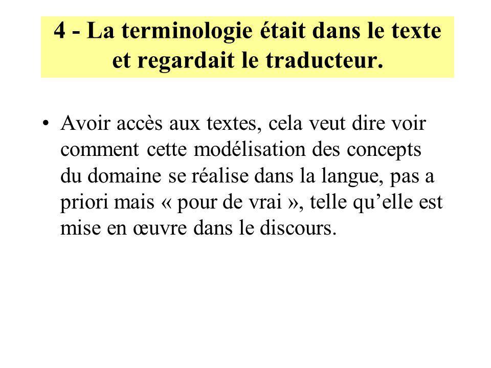 Conduite dentretien non directif, Résumons nous : Maîtrise des deux langues de travail et de la traduction technique, Maîtrise doutils qui ne sont pas