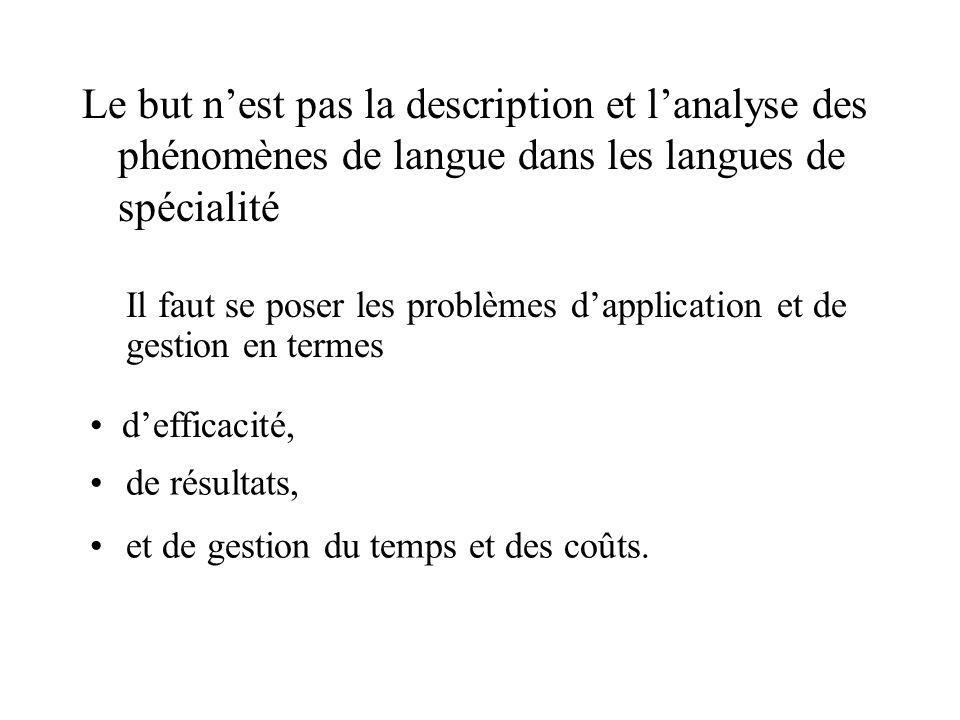 Troisième raison pratique Cest aussi une introduction aux langages de structuration sémantique de linformation.