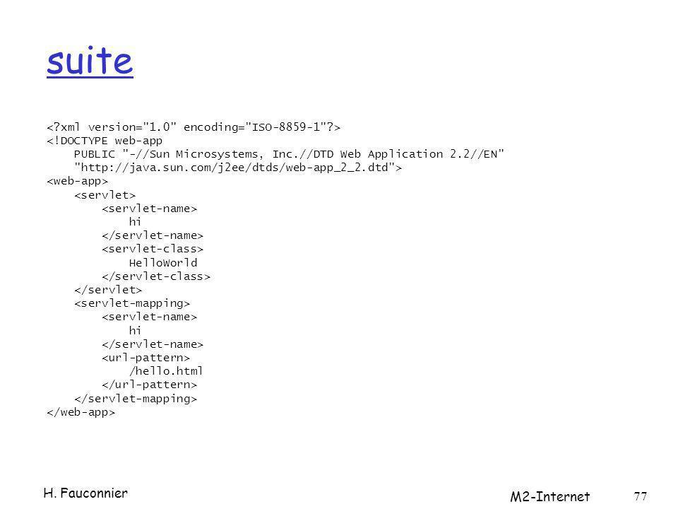 suite <!DOCTYPE web-app PUBLIC