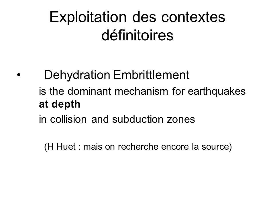 Définition en extension Système magmatique –ensemble comprenant une chambre magmatique, un conduit magmatique et un ou plusieurs volcan(s) –Laure Chancerelle qui a toutefois préféré : - ensemble des éléments relatifs à une activité magmatique