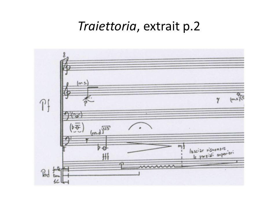 Traiettoria, extrait p.2
