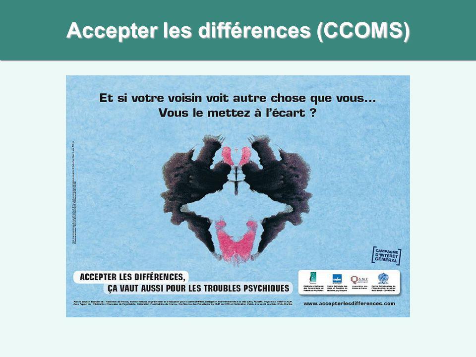 Accepter les différences (CCOMS)
