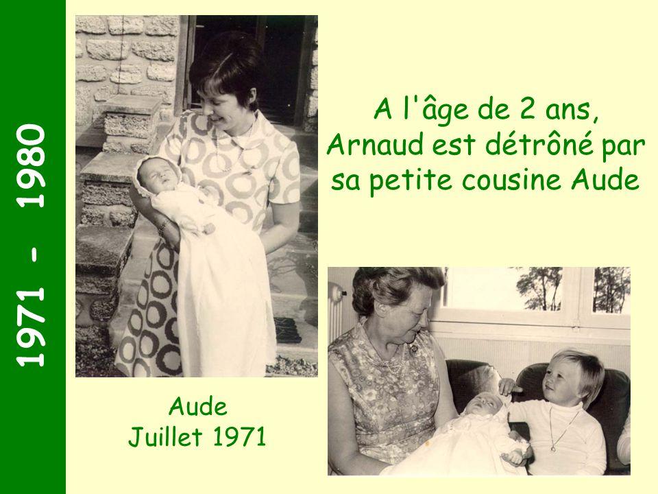 1961 - 1970 Juin 1970 Christine et Philippe sengagent à leur tour