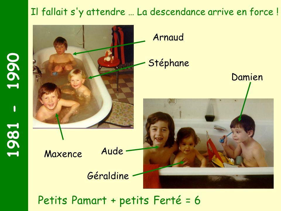 1971 - 1980 En Août, Philippe et Dominique se disent « oui, oui »