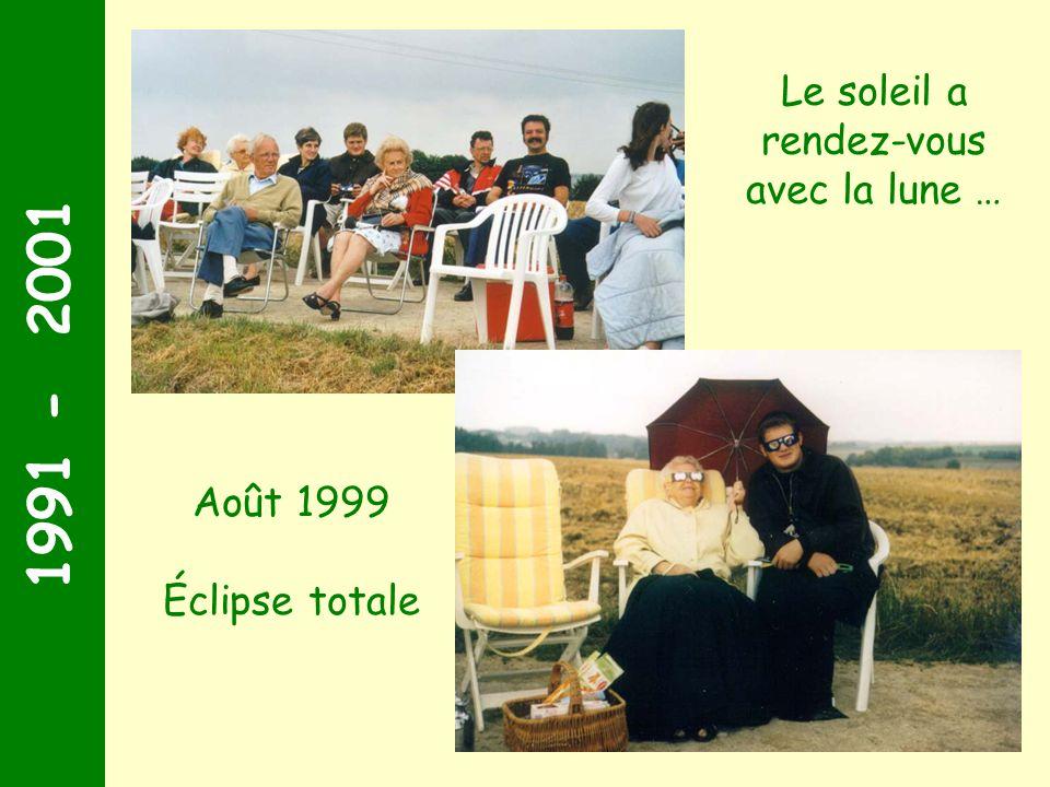 1991 - 2001 Août 97 – 50 ans mariage Pendant que Lucien et Émilie montrent le bon exemple