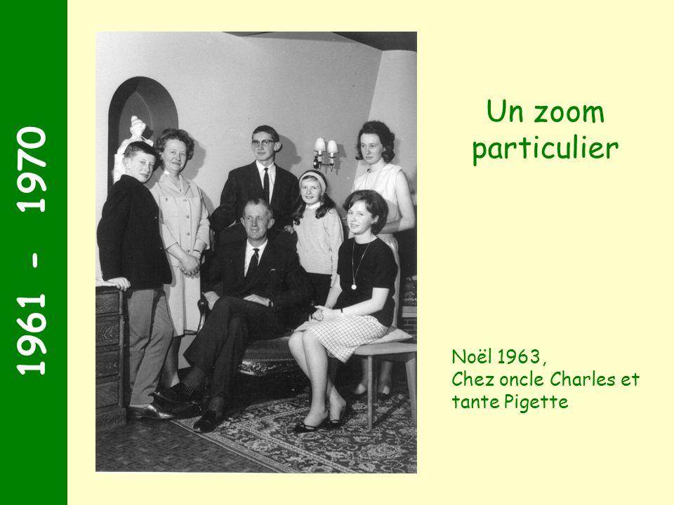 1981 - 1990 Marie-José met à profit ses talents linguistiques et se rend à Munich chez Philippe et Dominique