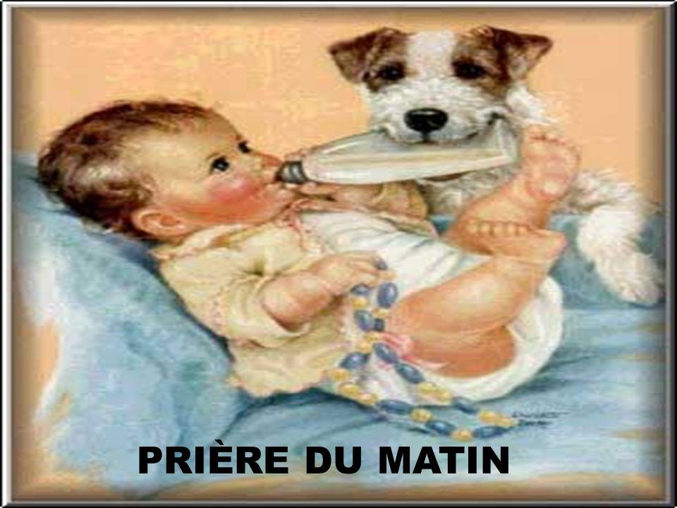 PRIÈRE DU MATIN