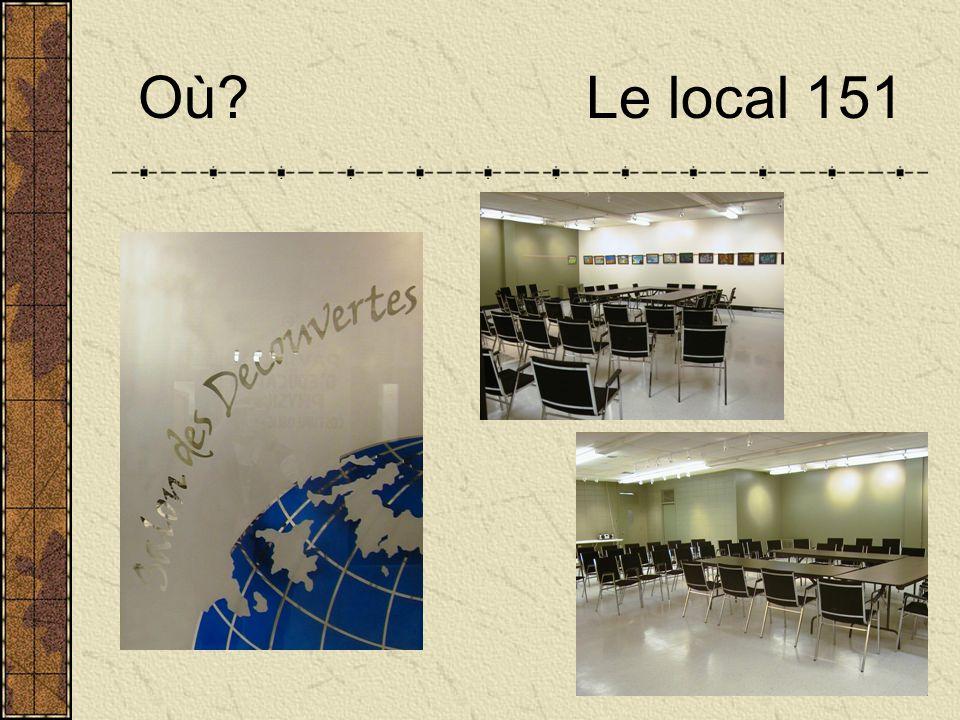 Le Salon des Découvertes École secondaire Camille-Lavoie Caroline Boucher Jean-François Tadros Laval Hudon