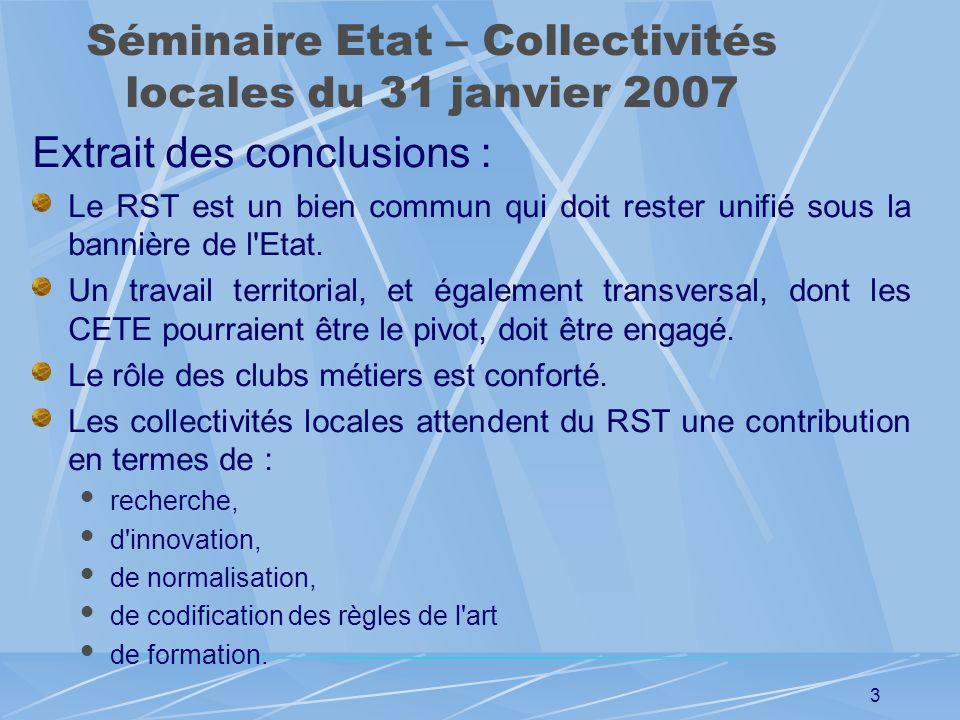 2 Club Ouvrage dart Les différents documents seront disponibles dur le site du CETE Normandie Centre http://www.cete-nc.equipement.gouv.fr