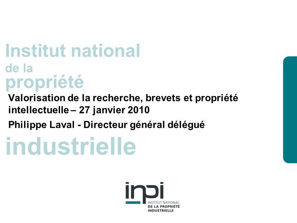 inpi INPI le 00 00 0000 > Titre principal du document page 2 1/ Linnovation est un élément clé du développement économique et de la compétitivité des entreprises.