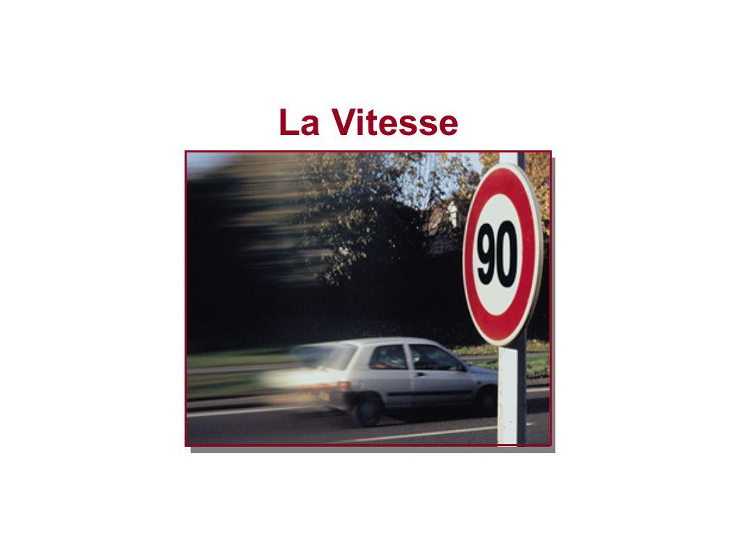 60 ou 50 km/h en ville 60 - 50 = ?? 50 km/h 36 m 60 km/h Choc à 40 km/h 28 m