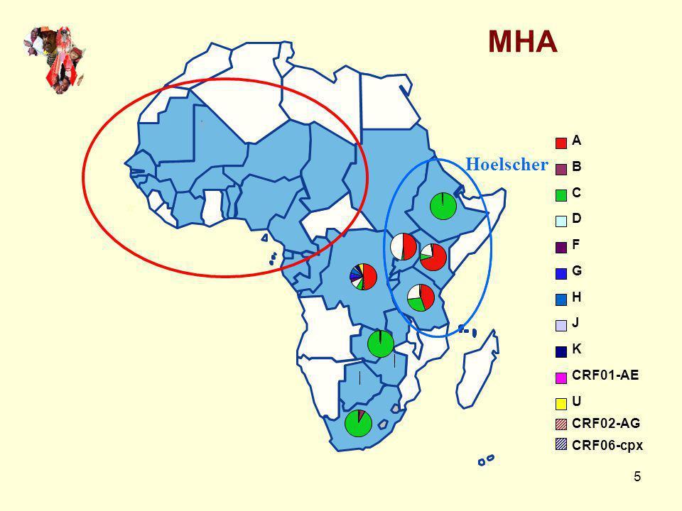 16 Méthodologie Analyse phylogénétique –Analyse des clusters (Guindon S at al.