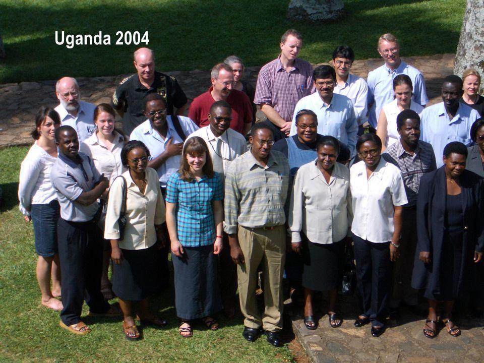 Uganda 2004