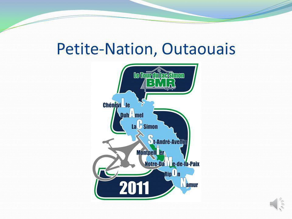 2012 Objectif 700 cyclistes Objectif réaliste Ajout 1 journée randonnée pédestre Camping 10 municipalités