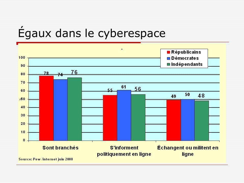 Égaux dans le cyberespace