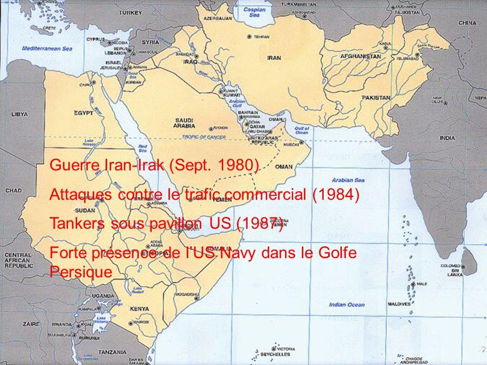 Guerre Iran-Irak (Sept.