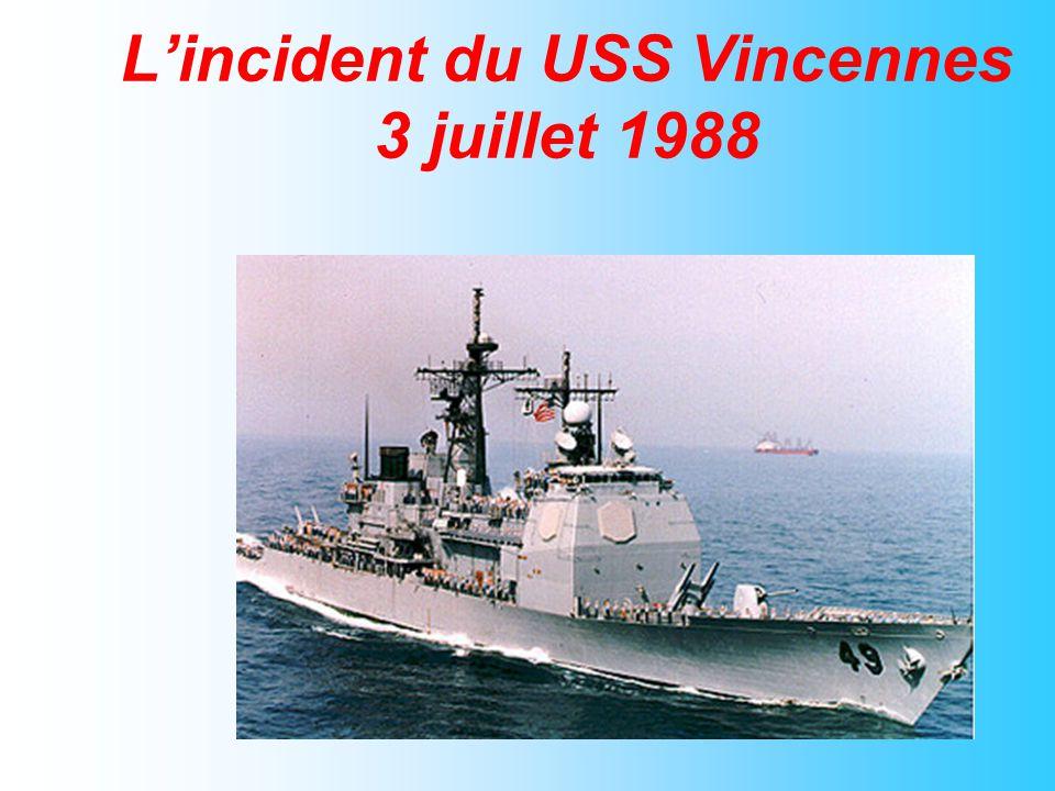 Lincident du USS Vincennes 3 juillet 1988