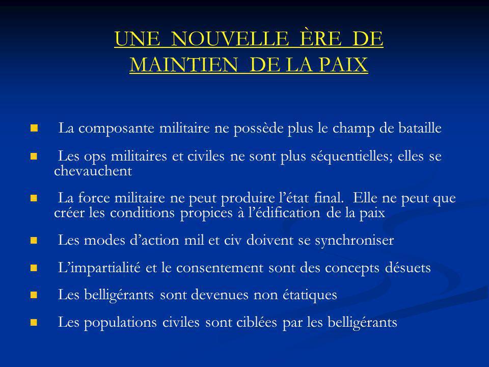HAÏTI 1997 OBJ DÉCOULANT DU MANDAT Explicite.