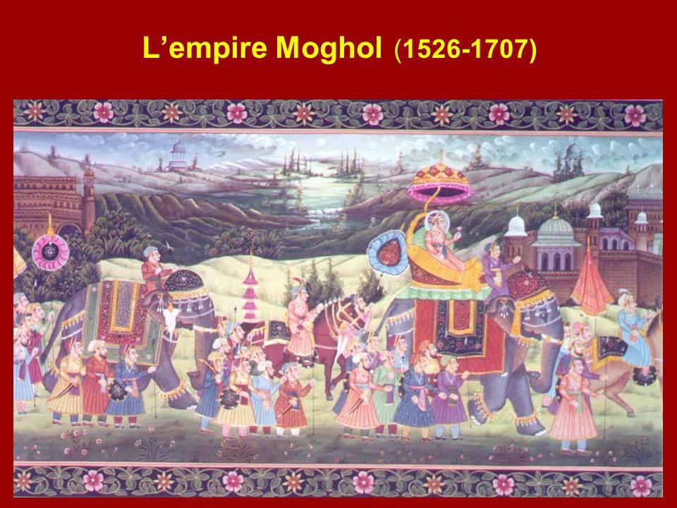 Lempire Moghol (1526-1707)