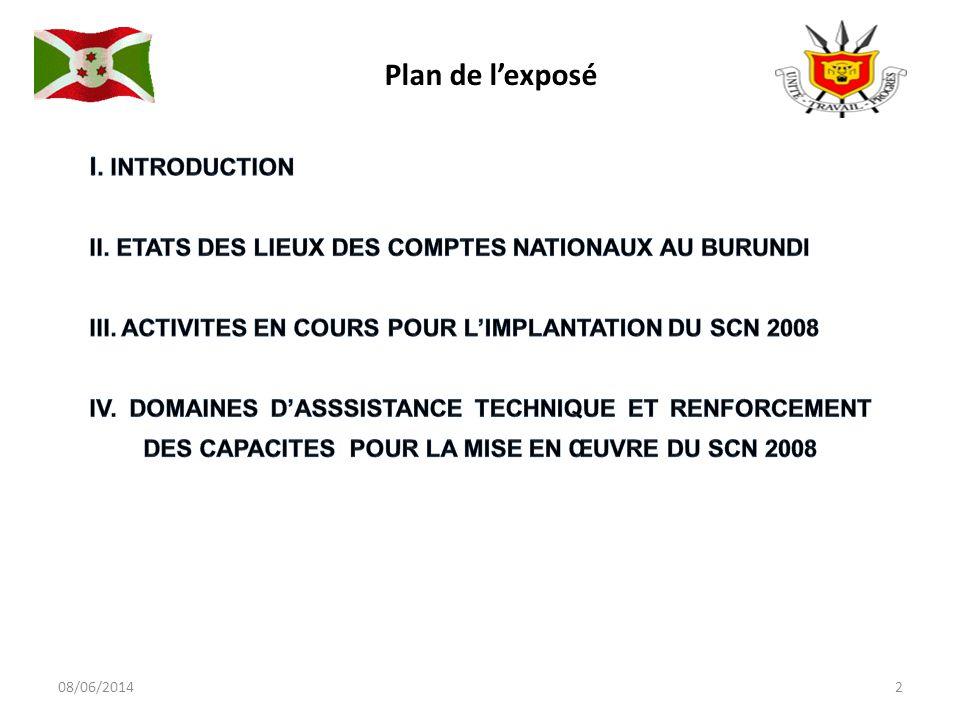08/06/20142 Plan de lexposé