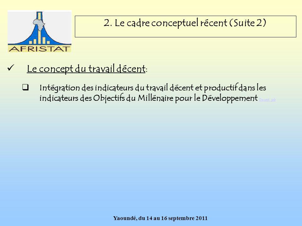 Yaoundé, du 14 au 16 septembre 2011 3.